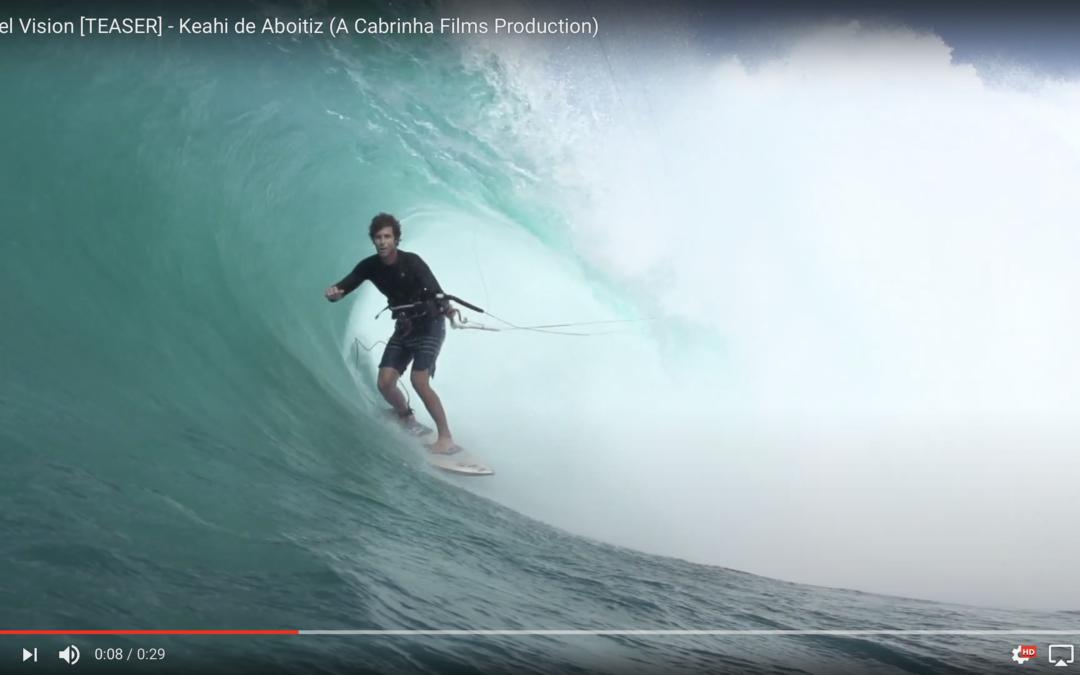 Новое видео   Cabrinha